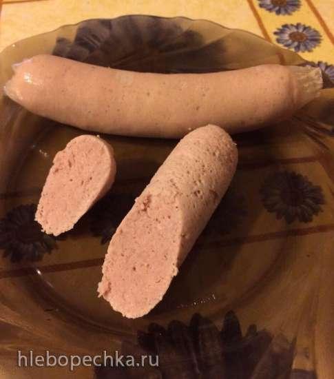 Сосиски свиные сливочные со швартенблоком