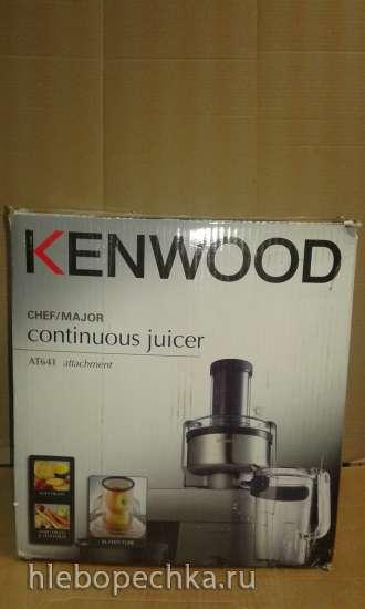 Продам насадку соковыжималку kenwood at641