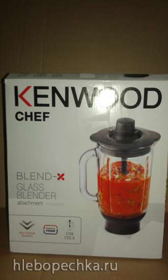 Продаю: Насадка блендер Kenwood KAH358GL