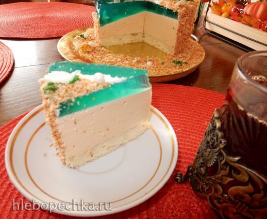 Торт муссовый «Лагуна»