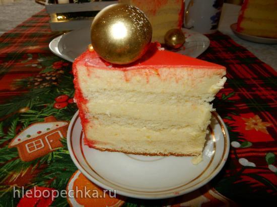 Торт «Райское облачко»