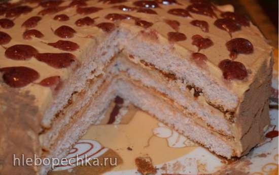 Торт Кисельные берега