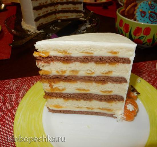 Торт Поль Робсон