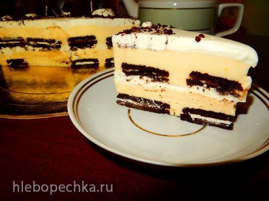 Торт Орео-тирамису