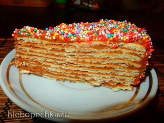 Торт «Микадо»