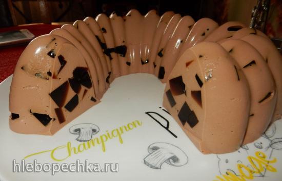 Желейный десерт «Кофеман»