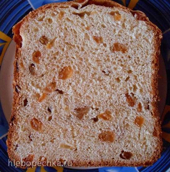 Сдобный кекс «Кугельхоф» в хлебопечке