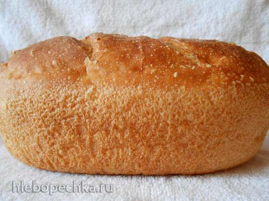 Французский деревенский хлеб