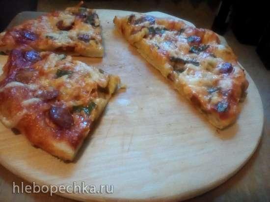 Быстрая пицца в Тортилья Шеф 118000