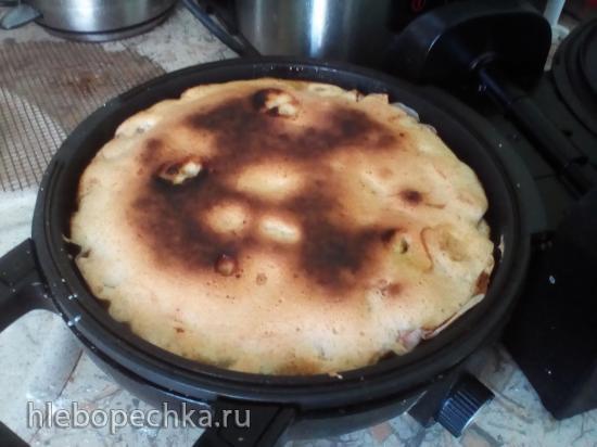 Яблочный пирог «Янтарный торт» от Людочки-lappl1 в Tortilla Chef 118000 Princess