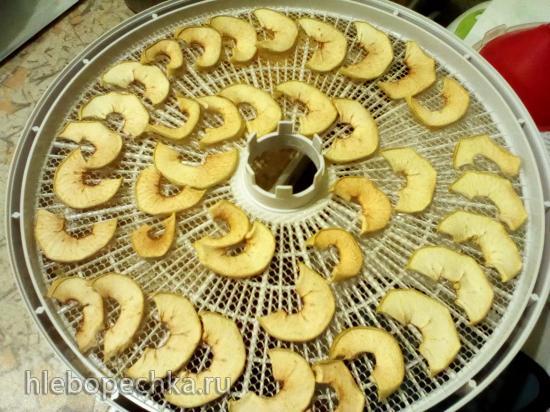 Натуральное яблочное пюре