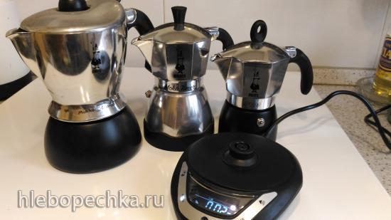 Кофеварка гейзерная Bialetti Mukka express