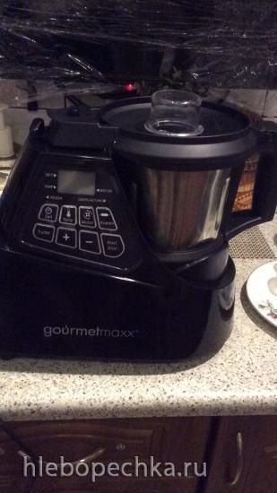 Как справиться с Gourmetmaxx 9in1 Kuchenmaschine Mix&More Thermo?