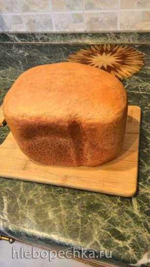 Хлеб из муки второго сорта чересчур плотный и тяжелый