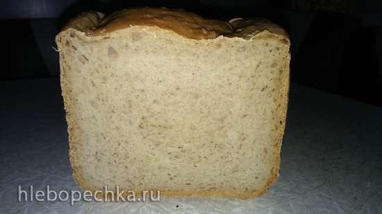 Хлеб пшеничный «Кружевной» на закваске