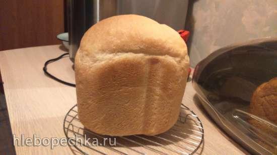 Французский хлеб на закваске в хлебопечке