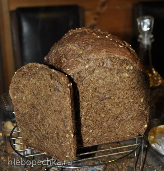 Хуторской хлеб (хлебопечка Панасоник)