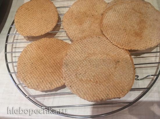 Вафли хлебные простые