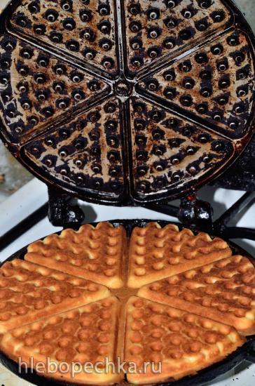 Печенье «Домашнее» рассыпчатое (форма для газовой плиты)