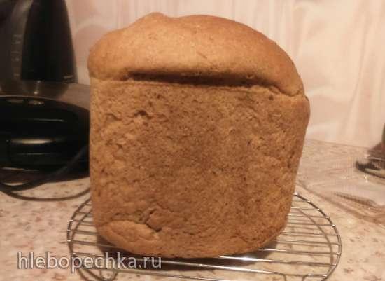 Хлеб С миру по нитке в хлебопечке Панасоник