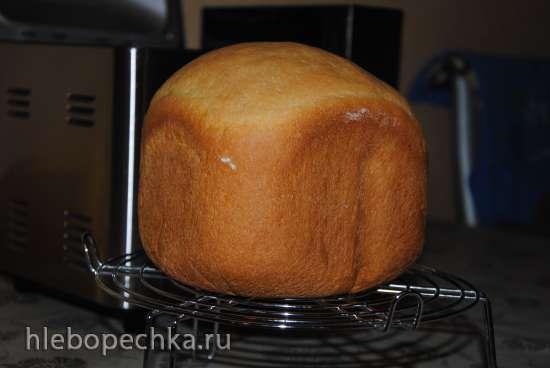 Кукурузный хлеб (хлебопечка)
