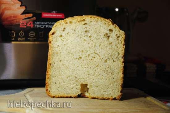 Хлеб пшеничный «Первосортный» (хлебопечка)