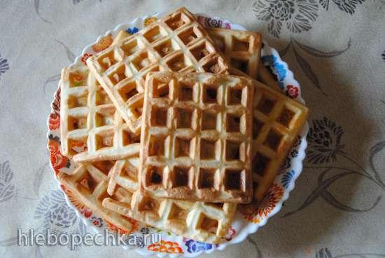 Бисквитные вафли