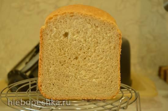 Alaska BM2600. Белый хлеб в хлебопечке