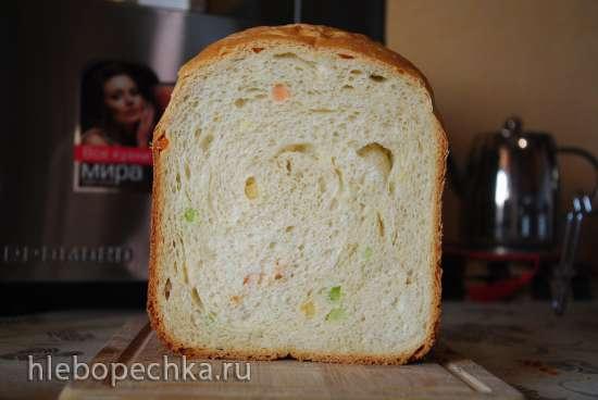 Очень нежный хлебушек (Ароматный)