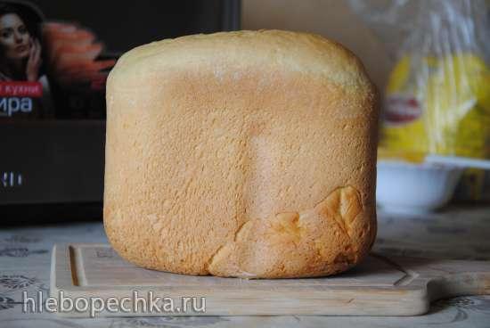 Простой кукурузный хлеб