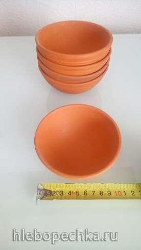 Глиняная посуда из Грузии (СП, Москва)