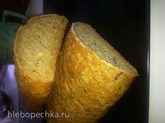 Хлеб пшенично-ржаной с зерновой смесью «Гурман»