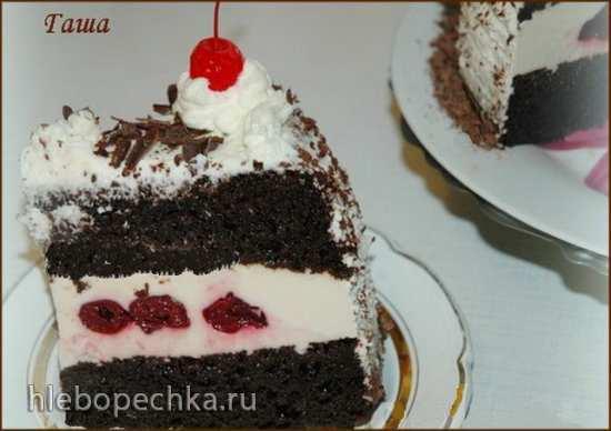 Торт шварцвальдский