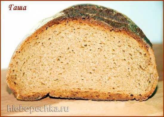 90% Ржаной хлеб по методу Детмолдер