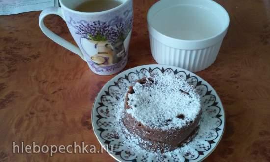 Быстрое диетическое пирожное в кружке