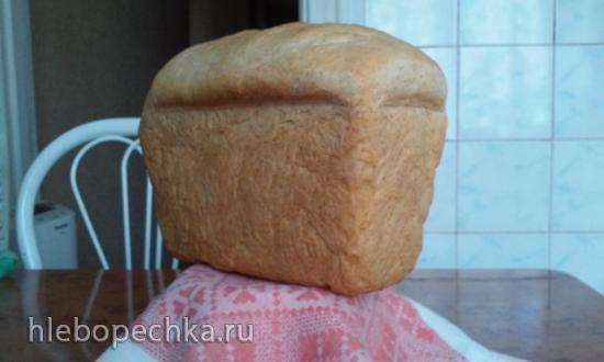 Булка Валгаская в хлебопечке