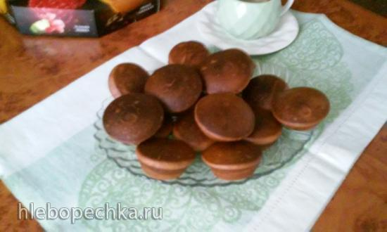 Шоколадный кекс в медленноварке Breville 3,5л