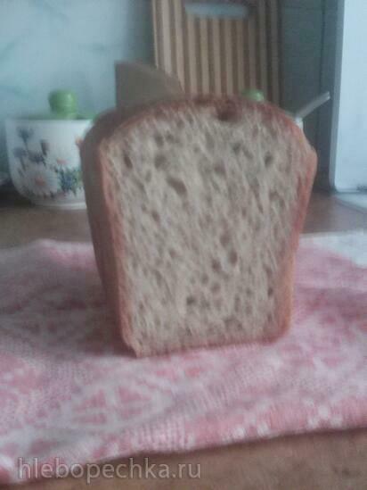 Старый хлеб Комо (Pane di Como Antico) в духовке