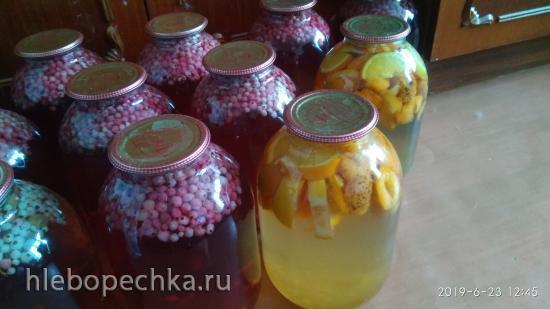 Апельсиновый сок - 9 литров из 4 апельсинов!
