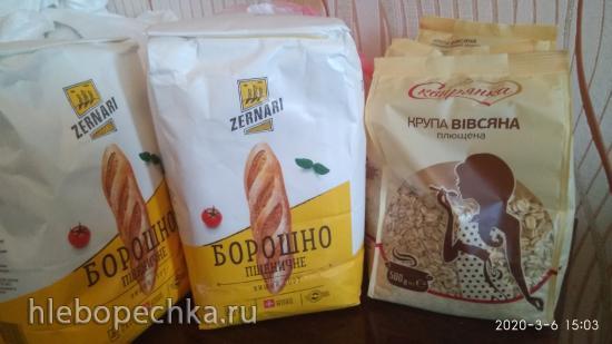 Какого производителя муки посоветуете в украинских магазинах?