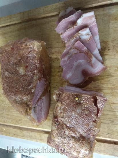 Грудинка свиная су-вид