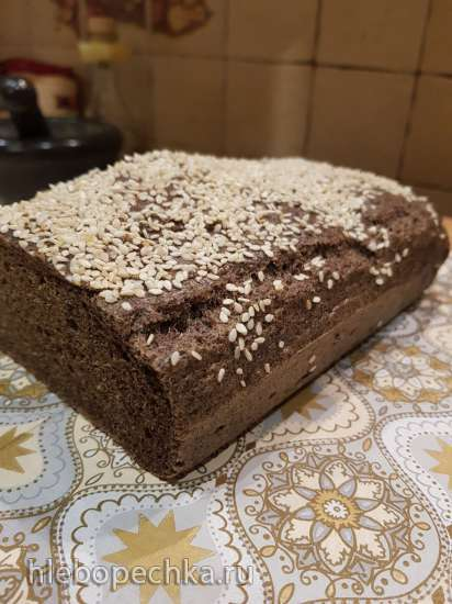 Хлеб без дрожжей и муки