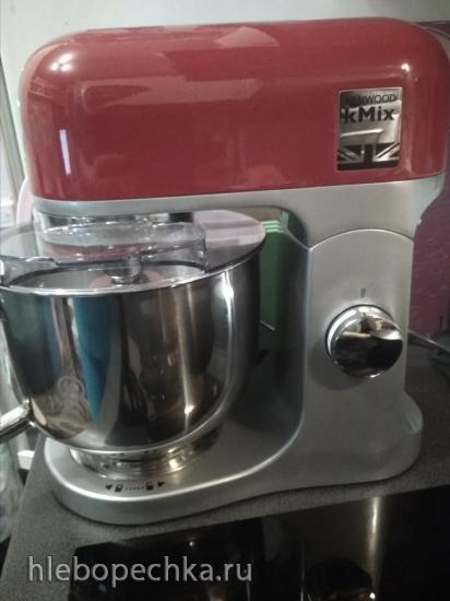 Вопросы приобретения кухонной машины Kenwood