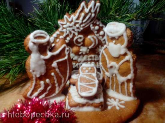 Пряники рождественские