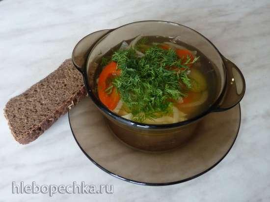 Овощной суп «Всесезонный»