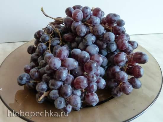 Торт «Виноградная гроздь»