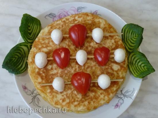 Завтрак для любимых в День св. Валентина
