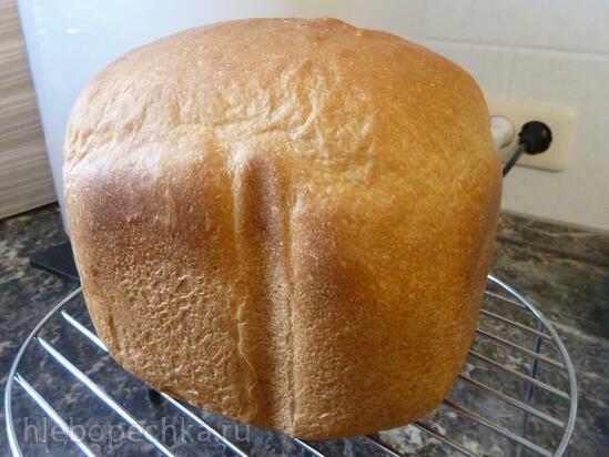 Карельский хлеб с паприкой