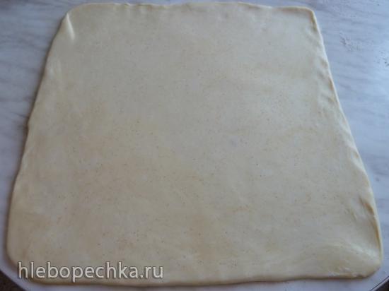 Маковые рулетики (mákos rudacska)