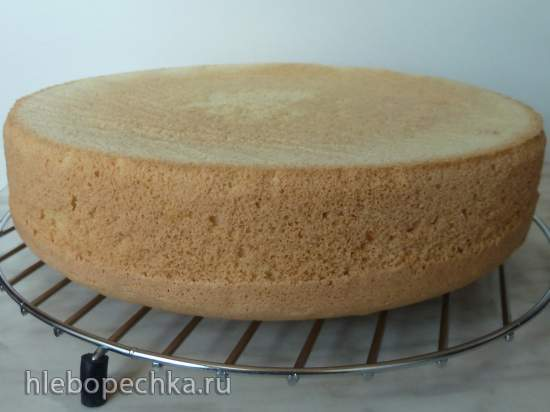 Торт «Ягодная нежность»